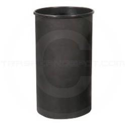 """Witt Industries 40LBK Rigid Plastic Liner - 40 Gallon Capacity - 22 3/4"""" Dia. x 28"""" H - Black in Color"""