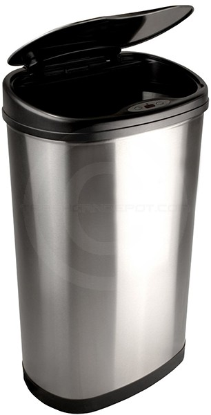 Nine Stars Dzt 50 13 Infrared Touchless Waste Receptacle
