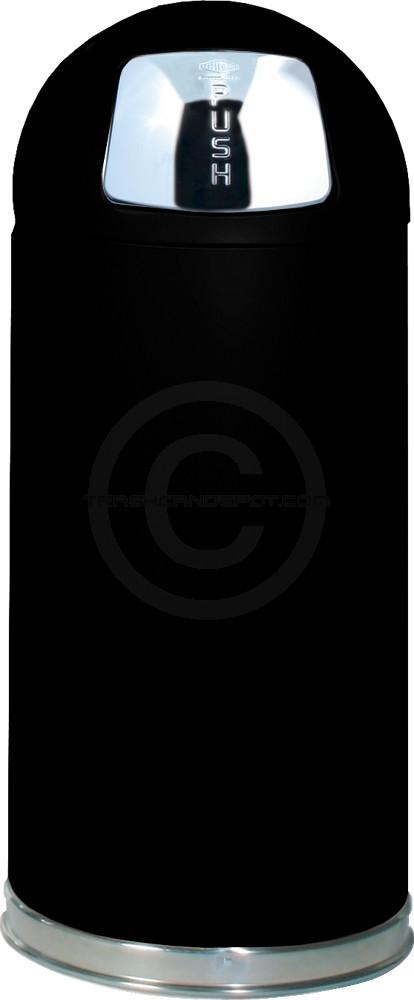 Rubbermaid United Receptacle R1536e Econo Line Bullet
