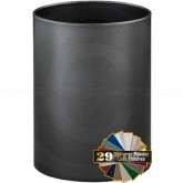 "Glaro 1829 Open Top Wastebasket - 36 Gallon Capacity - 19"" Dia. x 29"" H - Your choice of color"