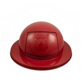"""Imprezza PDDT30RED 30 Gallon Drum Dome Top - 20"""" Dia. x 11 1/2"""" H - Red in Color"""