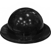 "Imprezza PDDT55BL Drum Top Dome Lid -  Fits 55 Gallon Drums - 24 1/2"" Dia. x 11 1/2"" H - Black in Color"