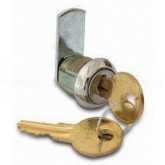 Witt Industries PSS-LKY Replacement Lock and Keys for Confidential Waste Containers